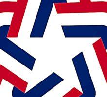 American Bicentennial Sticker