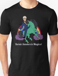Bernie Sanders is Magical Unisex T-Shirt