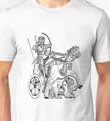 Assyrian Chariots of War Unisex T-Shirt