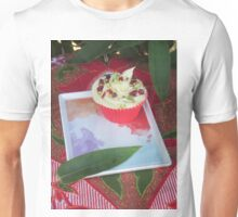 Bamboo and Cupcakes Unisex T-Shirt