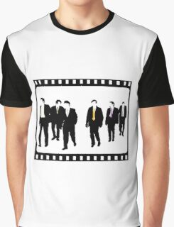 Reservoir Dogs Film Cell Graphic T-Shirt