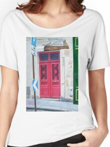 Shabby Chic. Women's Relaxed Fit T-Shirt