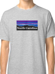North Carolina Midnight Mountains Classic T-Shirt