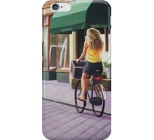 Off to the shops iPhone Case/Skin