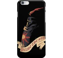 Solaire Of Astora iPhone Case/Skin