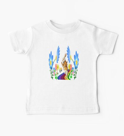 It`s Time To Stop & Smell The Flower`s Baby Tee