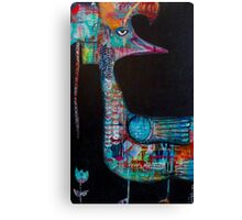 Viking Chick Canvas Print