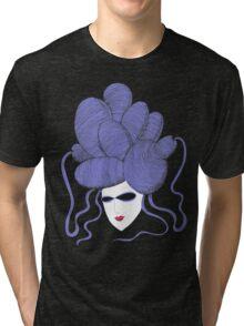Evil Eye Enigma Tri-blend T-Shirt