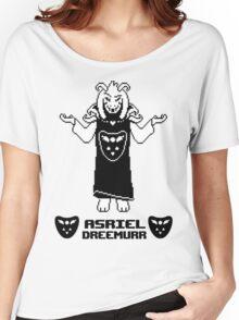 Double Rune Asriel Dreemurr Women's Relaxed Fit T-Shirt