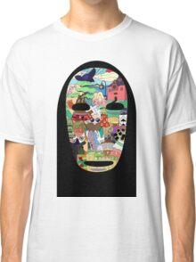No face Classic T-Shirt