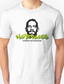 Conor McGregor Graffiti 04 Unisex T-Shirt