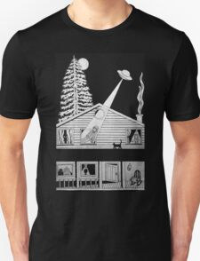 Alien Abduction Unisex T-Shirt