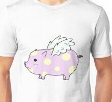 Flying Piggy Unisex T-Shirt