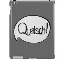 QUATSCH! iPad Case/Skin