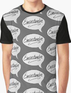 EINVERSTANDEN Graphic T-Shirt