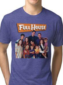 Full House Tri-blend T-Shirt