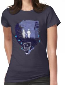 The Storm Womens Fitted T-Shirt