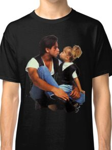 Uncle Jesse and Michelle Tanner Classic T-Shirt
