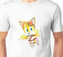 Tails - Sonic Boom Unisex T-Shirt
