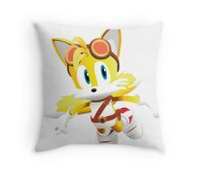 Tails - Sonic Boom Throw Pillow