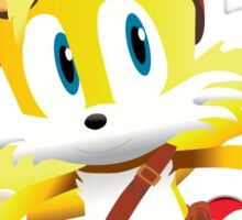 Tails - Sonic Boom Sticker