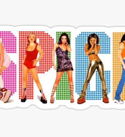 SPICE GIRLS Sticker
