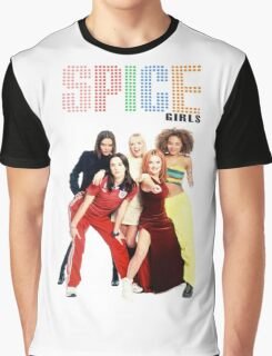 SPICE GIRLS Graphic T-Shirt