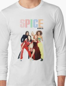 SPICE GIRLS Long Sleeve T-Shirt