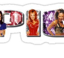 SPICE GIRLS Sticker