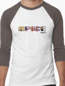 SPICE GIRLS Men's Baseball ¾ T-Shirt