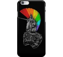 unicorn are not dead iPhone Case/Skin