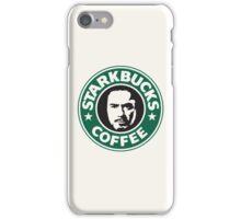 STARKBUCKS COFFEE iPhone Case/Skin