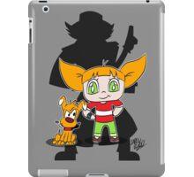 The Back up iPad Case/Skin