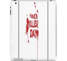 killerday iPad Case/Skin