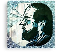Kubrick Canvas Print