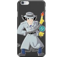 The Inspector iPhone Case/Skin