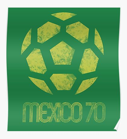 Mexico 70 Poster