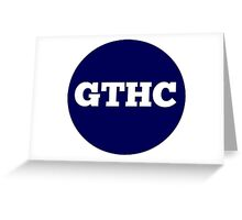 GTHC! Greeting Card