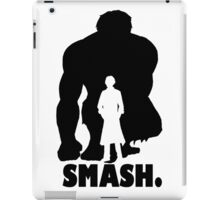 SMASH. iPad Case/Skin