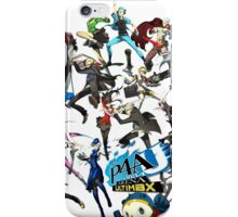 PERSONA 4 ARENA ULTIMAX iPhone Case/Skin