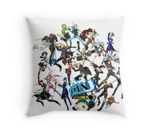PERSONA 4 ARENA ULTIMAX Throw Pillow