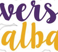 University at Albany - SCRIPT Sticker