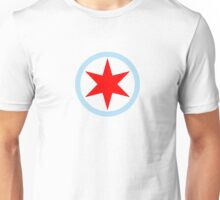 Chicago Star Circle Unisex T-Shirt