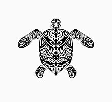 Turtle Tribe Womens Fitted T-Shirt