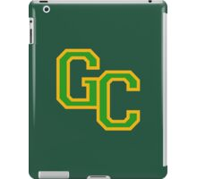 Gehlen Catholic Jays Initial Football iPad Case/Skin