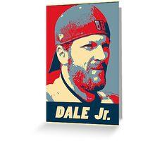 Dale Jr. OB Greeting Card
