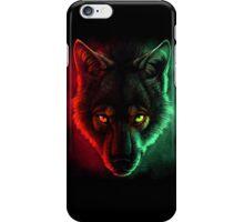 Wolf Aurora iPhone Case/Skin