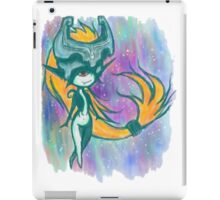 Midna (water color sketch) iPad Case/Skin