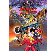 Defenders of the Earth Photographic Print