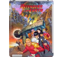 Defenders of the Earth iPad Case/Skin